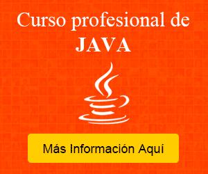 Curso de Java desde cero